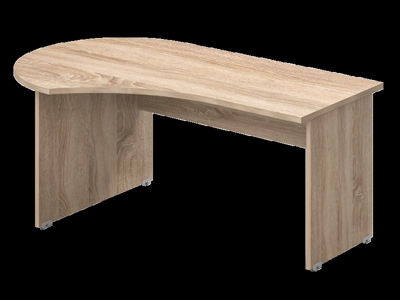 Íves íróasztal, GF-180-J/B