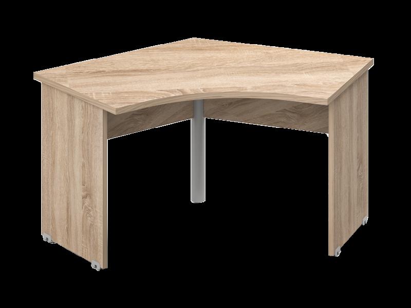 L-alakú íróasztal, GJ-193/125