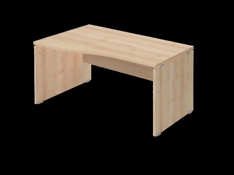 Íves íróasztal, GN
