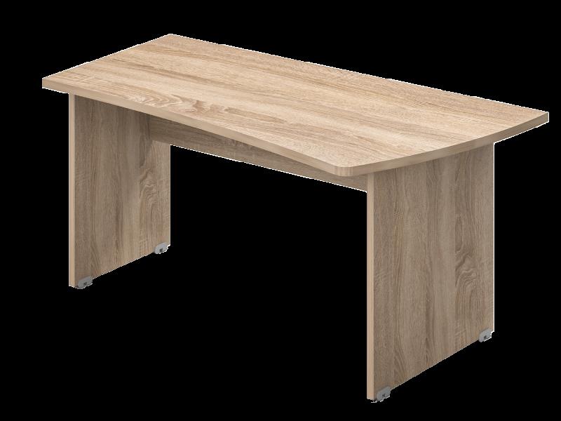 Íves íróasztal, GP-180-J/B