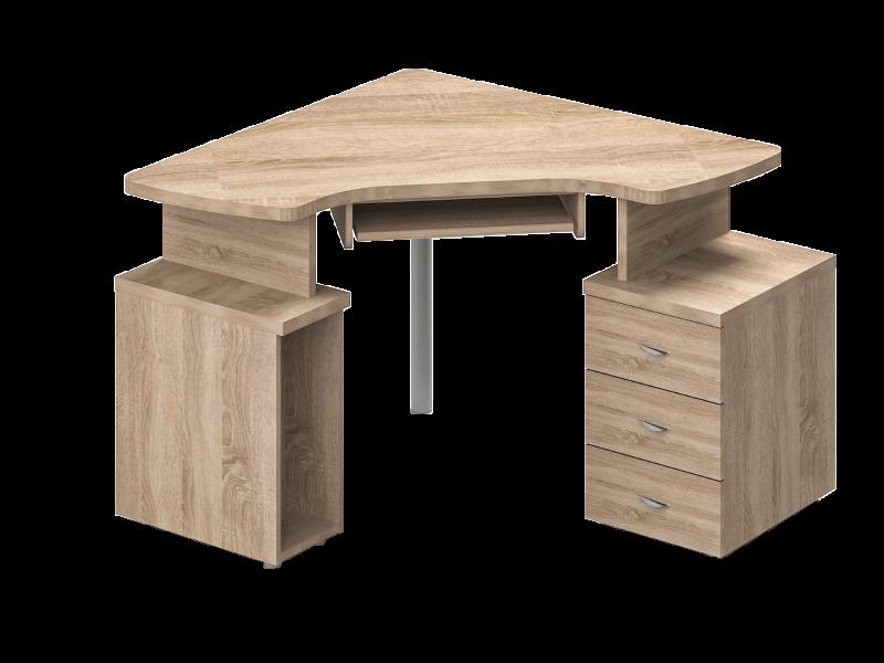 L-alakú íróasztal, GH-177/119