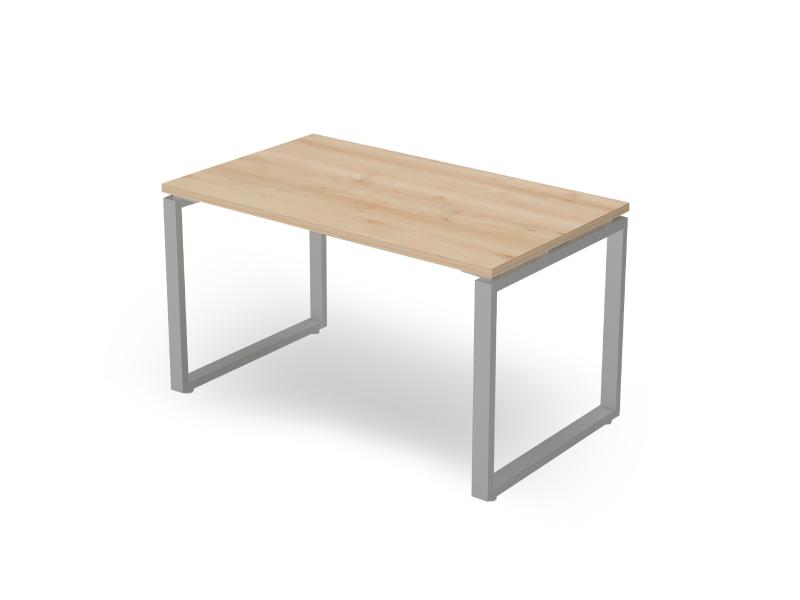 Íróasztal FL2 fémlábbal, IS-FL2