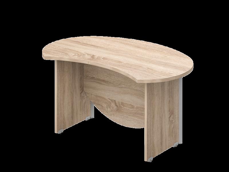 Íves vezetői íróasztal, IG-180