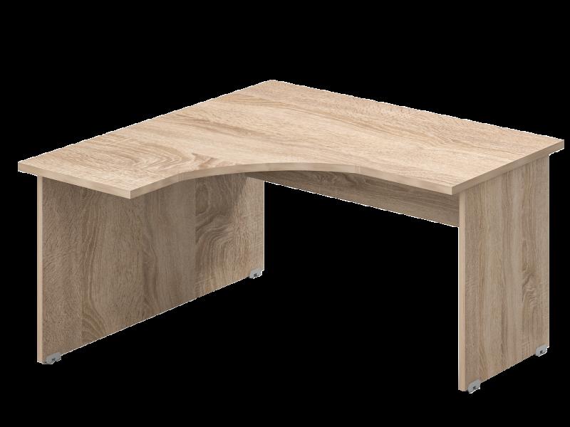 L-alakú íróasztal, GS-160-J/B