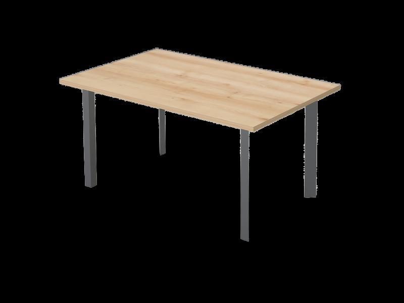 Szögletes tárgyalóasztal, TC-118-FL3