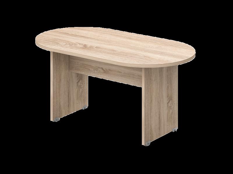 Ovális tárgyalóasztal, TA-180/100-O