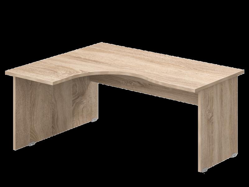 L-alakú íróasztal, GB-180-J/B