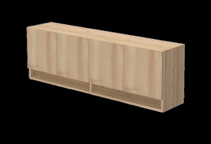 Ajtós-, Nyitott fali szekrény, EX-AM4