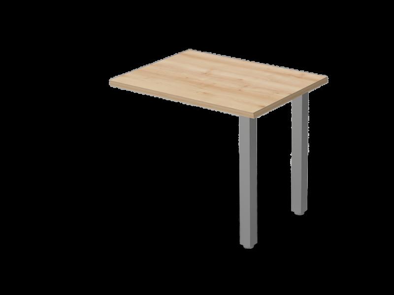 Kiegészítő asztal Csőlábbal, EX-IS-CS1