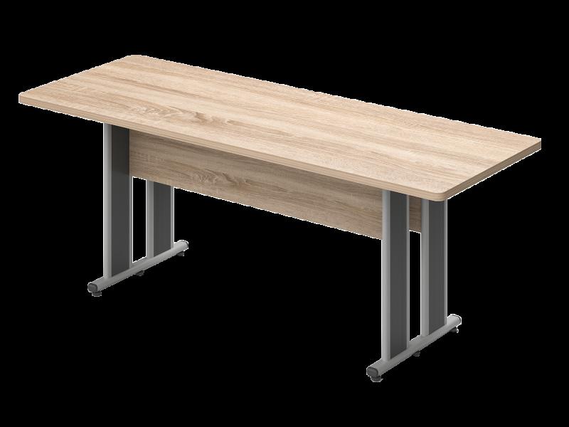 Szögletes tárgyalóasztal, TA-K-AVA