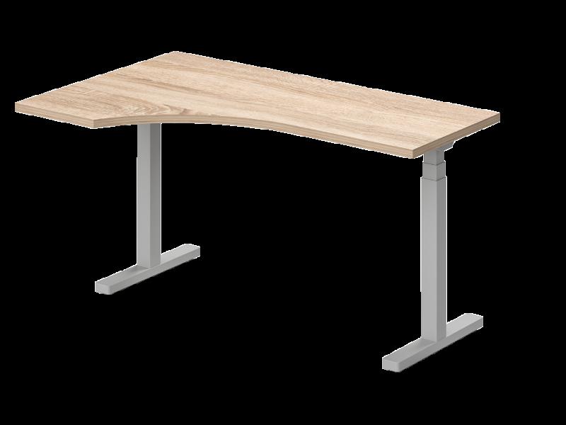 Elektromosan állítható sarkos íróasztal, GA-160-EL