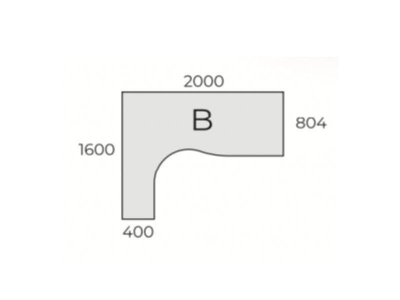 Kompakt asztal, EX-AM3
