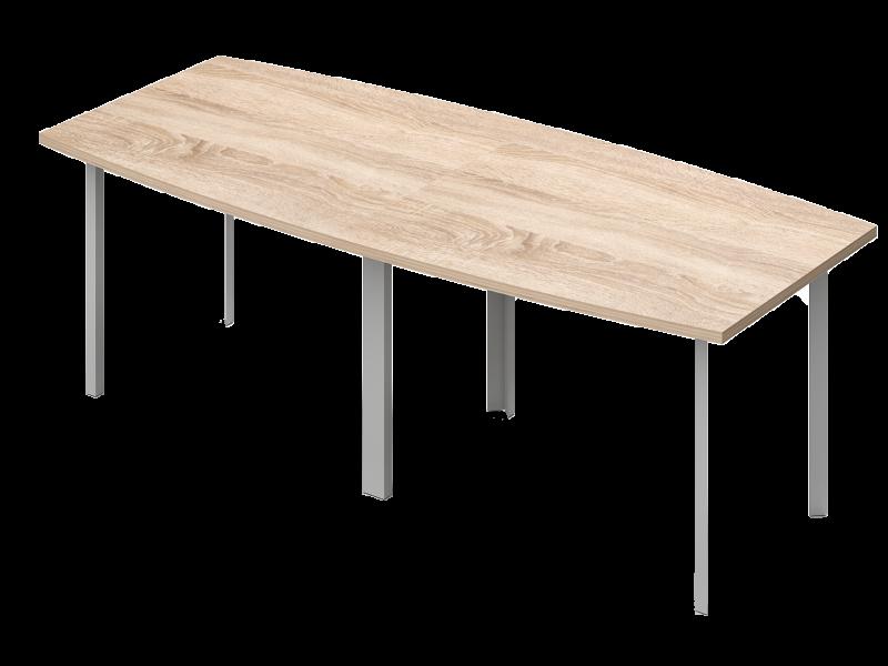 Íves tárgyalóasztal, TSZ-160-TR