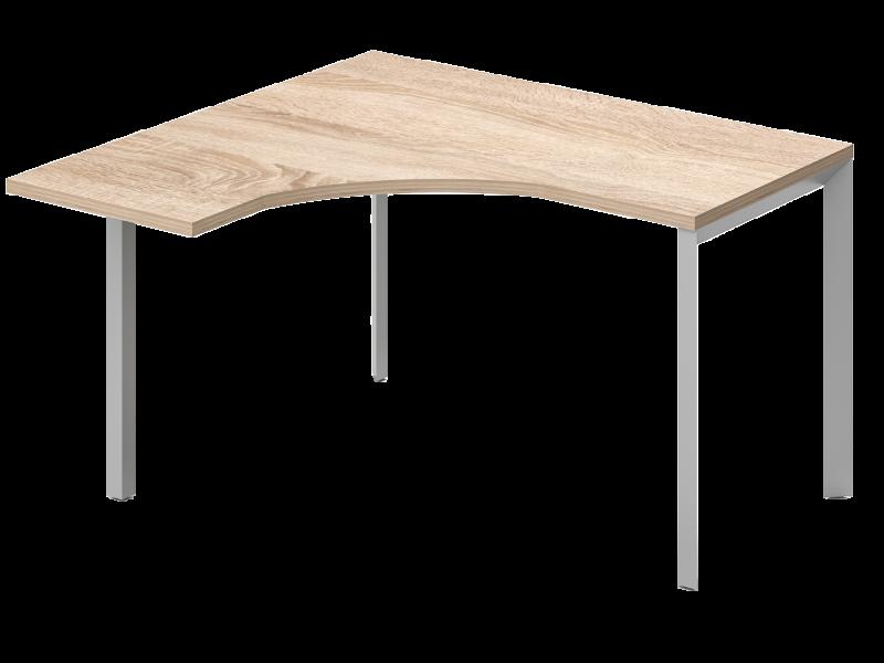 L-alakú íróasztal, GS-160-TR