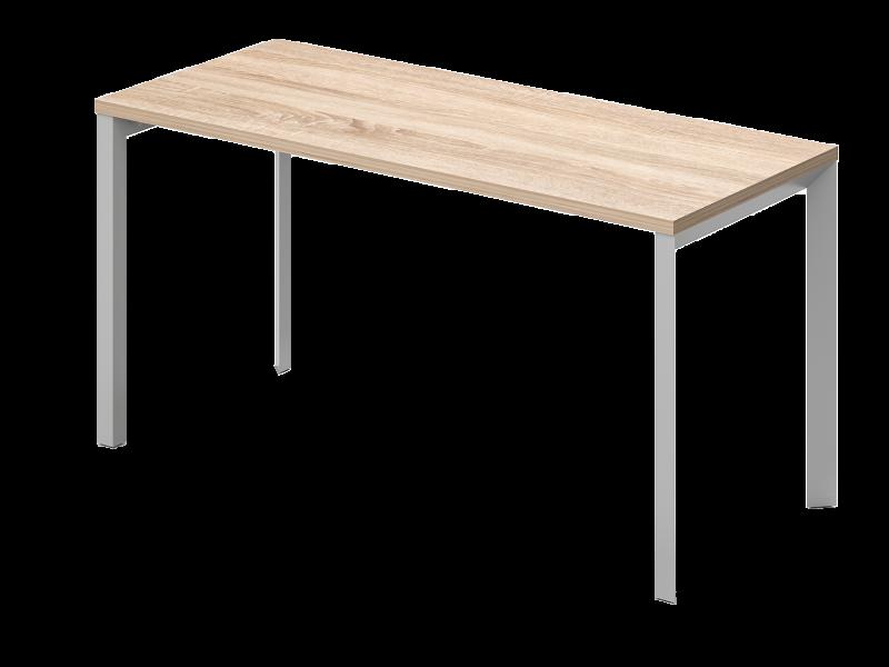 Szögeletes tárgyalóasztal, TA-80-S-TR